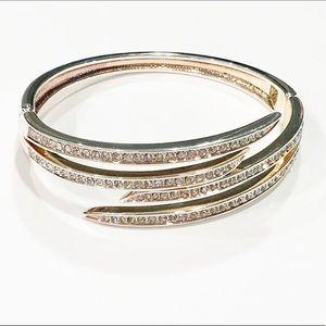 Fashion Wrap rhinestone cuff bracelet